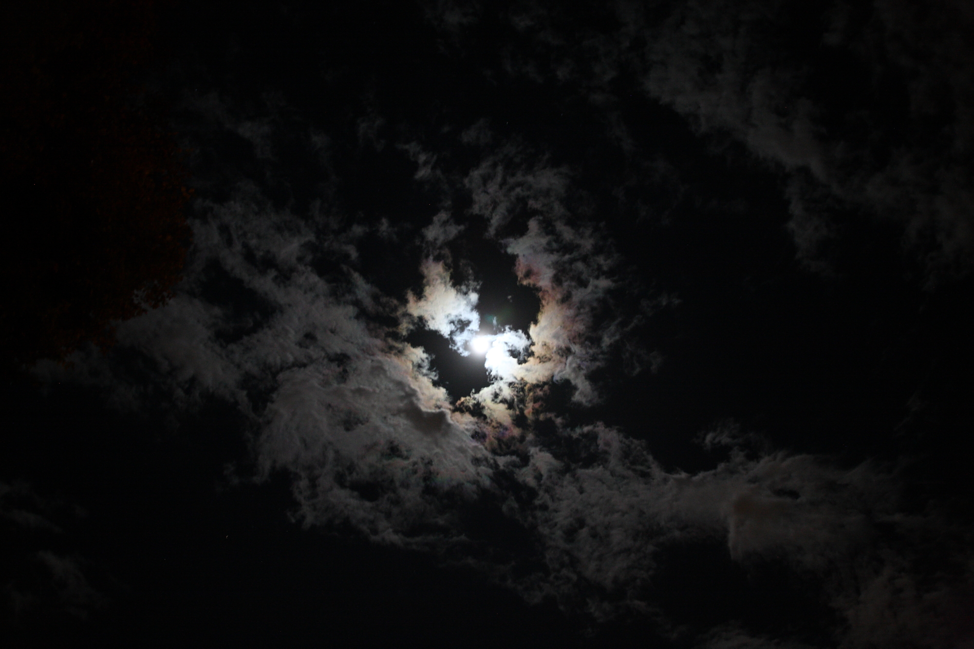how to get good pictures of the moon